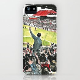 INSIDE THE HOLGATE iPhone Case