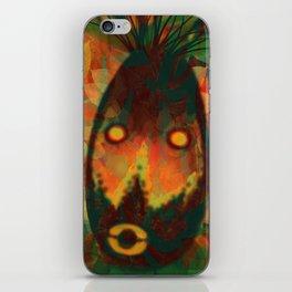 Spirit Mask iPhone Skin