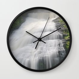 Waterfall Cascade Wall Clock