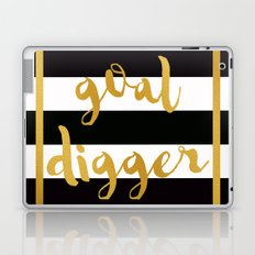 Goal Digger Laptop & iPad Skin