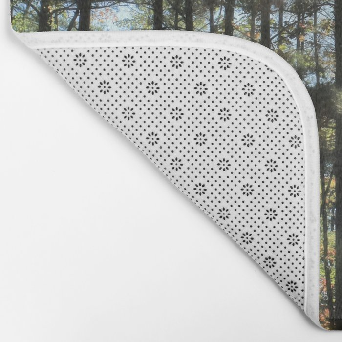 Shining Star Woodlands Bath Mat