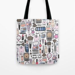 Cutey Beauty Kawaii Tote Bag