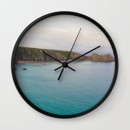View from the Minack Theatre Wall Clock