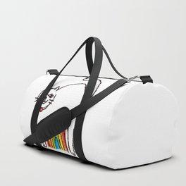 Over the rainbow Duffle Bag