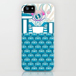 kosmos 60 iPhone Case
