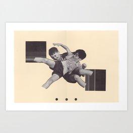 How Sweet Art Print