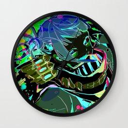 Super villain Himiko Toga Wall Clock