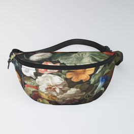 "Rachel Ruysch ""Still-Life with Flowers"" Fanny Pack"