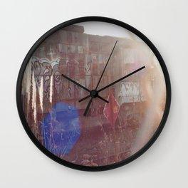 Through The Gate-Film Camera Wall Clock