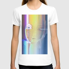 Ella / She / Portrait 2 - Column T-shirt