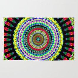 exotic Mandala Rug