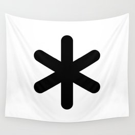 X Y Z Wall Tapestry