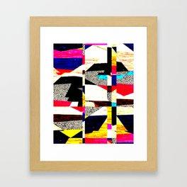 vibrant thang Framed Art Print