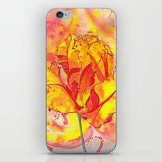 Beltane fire iPhone & iPod Skin