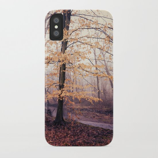 we shall weep no more iPhone Case