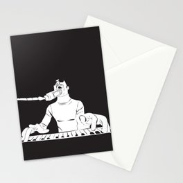 Feel the Music with Stevie Wonder Stationery Cards
