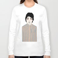 stripes Long Sleeve T-shirts featuring Stripes by Le Butthead