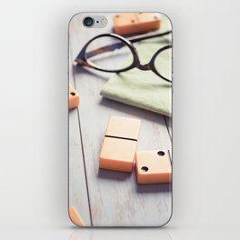A Break in the Game iPhone Skin