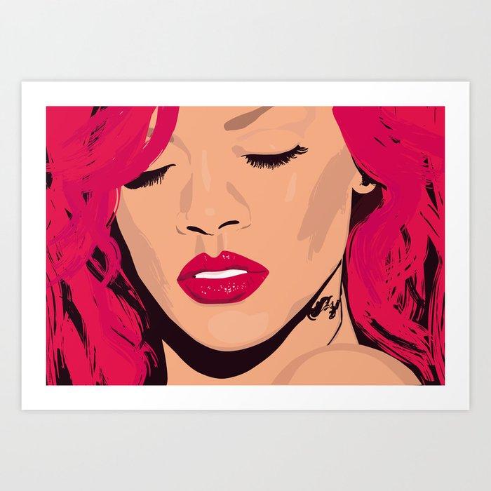 Rihanna - Portrait