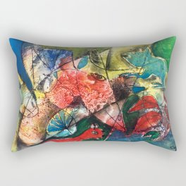 Bestiary Rectangular Pillow