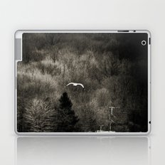 It's Lonely Out Here in Winter Laptop & iPad Skin