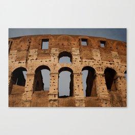 Roman Colosseum Canvas Print