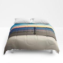 """""""Introspecion"""" Fine Art Print Comforters"""