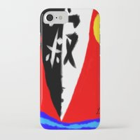 ying yang iPhone & iPod Cases featuring Ying&Yang by Lucius Enigma