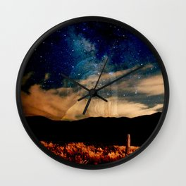 Saturn, Karma, Limitations Wall Clock