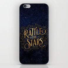 Rattle the Stars Night iPhone Skin
