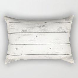 Light Natural Wood Texture Rectangular Pillow
