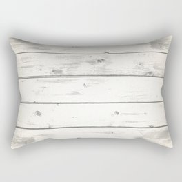 Light Natural Wood Texture Rectangular Pillow