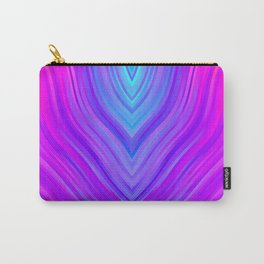 stripes wave pattern 3 sm120i Carry-All Pouch