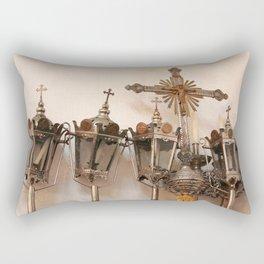 Religious artifacts Rectangular Pillow