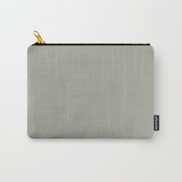 Simply Retro Gray Carry-All Pouch