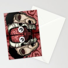 Expand your mind v.2 Stationery Cards