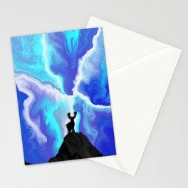 Thunder Struck Stationery Cards