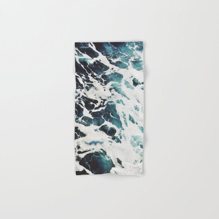 Dark Sea Hand & Bath Towel