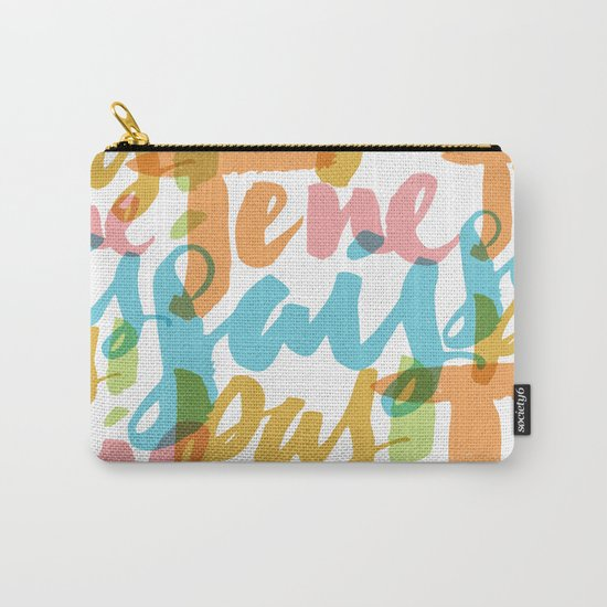 Je Ne Sais Pas Carry-All Pouch