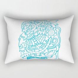 Freak Show Rectangular Pillow