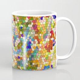 Colorful Tile Mosaic Coffee Mug