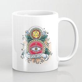 Mystic - Vintage D&D Tattoo Coffee Mug
