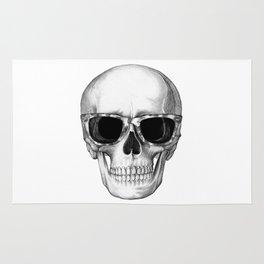 Summer Skull Rug