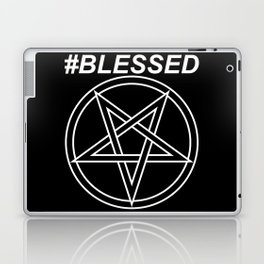 #BLESSED INVERTED Laptop & iPad Skin