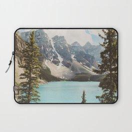 Moraine Lake II Banff National Park Laptop Sleeve