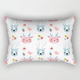 cute deer Rectangular Pillow