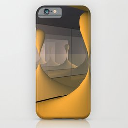 mirrors and globs -4- iPhone Case