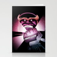 thanos Stationery Cards featuring Infinite Power by Peter X. Blanco
