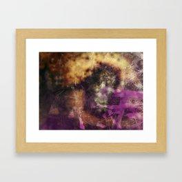 GRIMre_MIX Framed Art Print