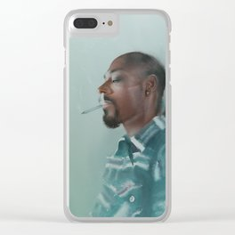 Snoop Dogg Clear iPhone Case